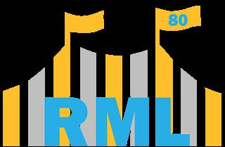 Logo Rotterdams Montesorri Lyceum 80 jaar